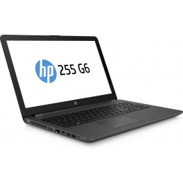 NOTEBOOK HP 1WY10EA 255 G6 AMD DUAL CORE 4 GB RAM DDR4/HDD 500GB/WINDOWS 7 64BIT