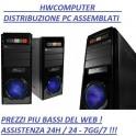 INTEL CORE I7 4790 / 1000GB / 8GB / SK VIDEO 2GB